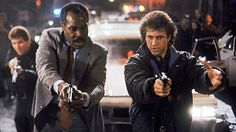 """Missing the """"Lethal Weapon"""" TV series after Fox cancelled the show after three seasons? Well, here is some good news for you. Mel Gibson and Danny Glover have agreed to make the final """"Lethal Weapon"""" movie on which the TV series is based on. Danny Glover, 90s Movies, Good Movies, Movie Stars, Movie Tv, Awesome Movies, Mel Gibson, Film D'action, Film Serie"""