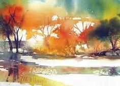 Afbeeldingsresultaat voor Ann Christin Moberg #watercolor