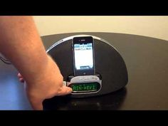 Pure Contour 100Di - Dock for iPod/iPhone/iPad with FM Radio Unboxing Review