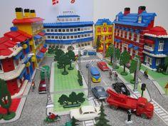 vintage LEGO town plan | by jeroenvandorst