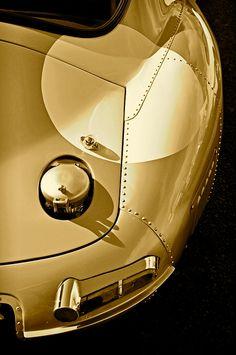 """E-Type Jaguar """"Low Drag"""" Coupé."""