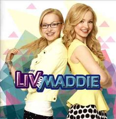 Original Soundtrack to the hit Disney TV show LIV & Maddie. Hear and sing along with all your favorite tunes from your favorite characters.