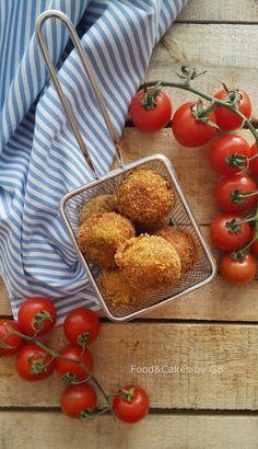 FOOD & CAKES: KOLOKIZOKEFTEDES o croquetas griegas de calabacín ...