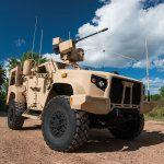 Oshkosh Defense stellt auf der AUSA 2016 Fahrzeuge mit Letalität, Networking und Geländegängigkeit-Fähigkeiten der nächsten Generation vor