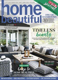 Home Beautiful July 2017