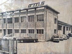 Vintage foto #OMS #eccellenzadentale #unidi #madeinitaly