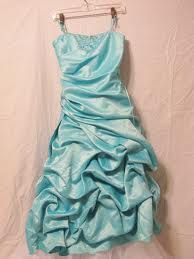 50s turquoise dress for tween Bridesmaid An Agosta Wedding. | Big ...
