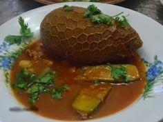 recette douara osbane algérienne ~ Cuisine Arabe