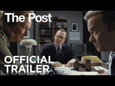 cool The Post Official Trailer   Tom Hanks   Meryl Streep
