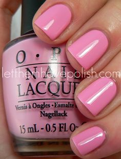 Pink Friday by OPI