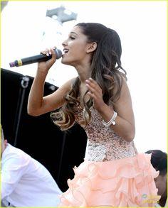 Ariana Grande: Wango Tango 2013 Performances -- Watch Now! | ariana grande wango tango performances 08 - Photo Gallery | Just Jared Jr.