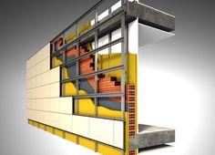 certificado energetico barato www.tecertifico.es: La fachada ventilada, aliada de la eficiencia energética en los edificios.: