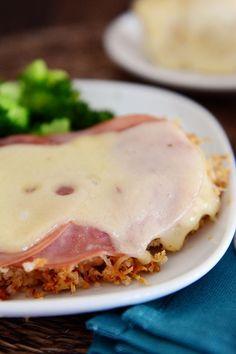 Baked Ham and Swiss Malibu Chicken | Mel's Kitchen Cafe