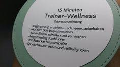 Schöne Papeterie: Trainer Wellness