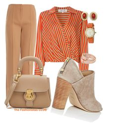 The Fashionistas CLUB by kemiakinajayi on Polyvore featuring polyvore, fashion, style, Diane Von Furstenberg, Burberry, Tory Burch and clothing