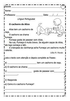 Educar X: Textos para interpretação 2° ano - Ensino fundamental