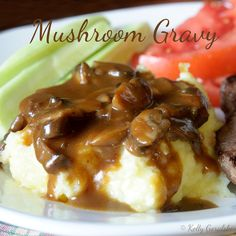 how to make gravy without stock or drippings