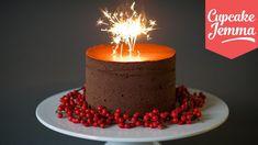 Recipe for the Richest Chocolate Truffle Cake ever!   Cupcake Jemma