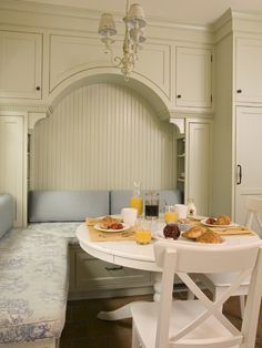Breakfast Nook Design, Pictures, Remodel, Decor and Ideas