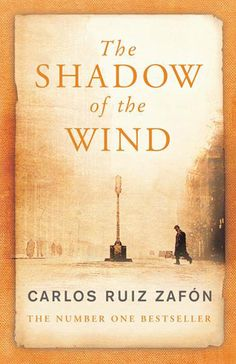 Find out more about and read an extract from The Shadow of the Wind, the bestselling novel by Carlos Ruiz Zafon.