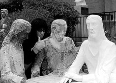 At the Garden of Gethsemane