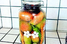 Gogonele, muraturi simple sau asortate Gin, Pickles, Cucumber, Recipies, Canning, Dinner, Vegetables, Health, Youtube