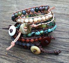 I'm elbow deep in new bracelets! Beaded Bracelets, Etsy Shop, Deep, My Style, Amazing, Fun, Jewelry, Fashion, Moda