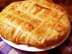 placinta taraneasca cu varza 9 Romanian Food, Romanian Recipes, Cauliflower Tortillas, Pastry And Bakery, Food Festival, Weight Watchers Meals, Waffles, Main Dishes, Food And Drink