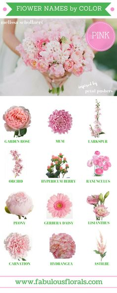 How To DIY Wedding Flowers! 2018 Wedding Flower Trends. Easy DIY Tutorials and How to Tips & Tricks! #diywedding #diyflowers #howtomakeabouquet www.howtodiyweddi... Pink Find your bloom at www.pinterest.com/laurenweds/wedding-flowers?utm_content=buffer6de4f&utm_medium=social&utm_source=pinterest.com&utm_campaign=buffer