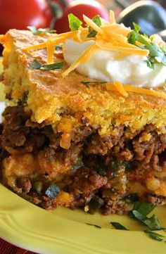 Hot Tamale Pie | It's cold out there, so warm up that oven.