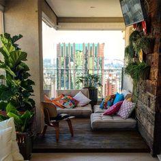 Urban Jungle: a presença expressiva do verde é tendência entre os millennials