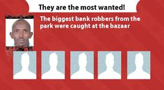 They are the most wanted!