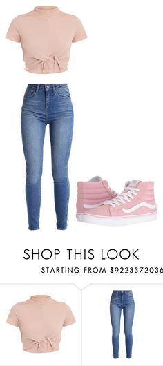 """""""Untitled #341"""" by thenerdyfairy on Polyvore featuring Vans"""