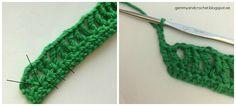 Free Pattern: Cozy Bib Crochet Necklace Free Pattern, Crochet Necklace, Cozy, Blog, Crochet Collar