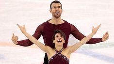 Meagan Duhamel and Eric Radford claim bronze in final Olympic skate