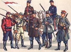 Polish insurgents of the January Uprising 1863-64