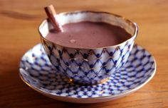 Mexican hot chocolate recipe made from scratch with cinnamon, brown sugar, cocoa and vanilla