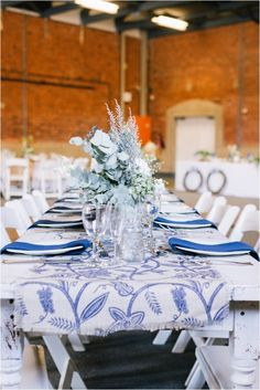 Blue, white and beige wedding South African wedding Kate Martens Photography (6)