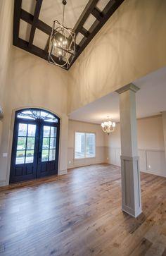 Custom kitchen built by Design Homes & Development Co. - Dayton ...