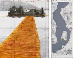 christo-italy-lake-iseo-golden-floating-pier-project-designboom-09