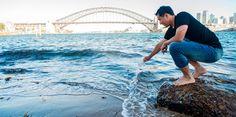 Вчені з австралійської наукової організації CSIRO представили новий дешевий метод очищення води від забруднень. Розроблена ними графенову плівка в один крок відфільтрувала воду з Сіднейської бухти, зробивши її доступною для пиття. Технологія може допомогти 2 млр