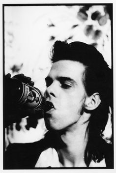 Nick Cave, Red Right Hand, Mike Patton, Dark Men, The Bad Seed, Post Punk, Pretty Men, Debut Album, Led Zeppelin