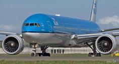 KLM Royal Dutch Airlines Boeing 777-306/ER