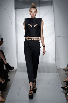 Chromat SS15 Runway Show  |  Now available for preorder | Primary Form Top…
