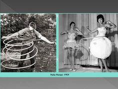 Memories of growing up in the 1950's