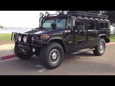 2006 hummer h1 alpha wagon - YouTube