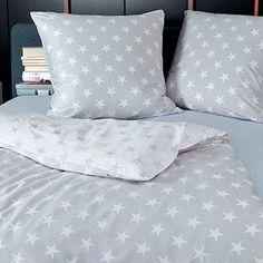 Janine Bettwäsche   DAVOS 6466 Silber   155 X 220 Cm Janine Design Http:/