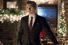 'Vampire Diaries' actor Michael Malarkey compares Enzo to JamesBond