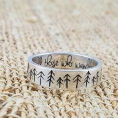 Pine Trees Ring