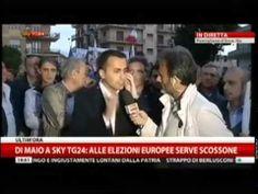 Luigi Di Maio (M5S): SkyTG24 #PugniSulTavolo